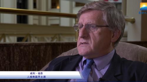 人权无国界主席威利先生:谴责韩国政府有意刁难全能神教会基督徒难民申请!