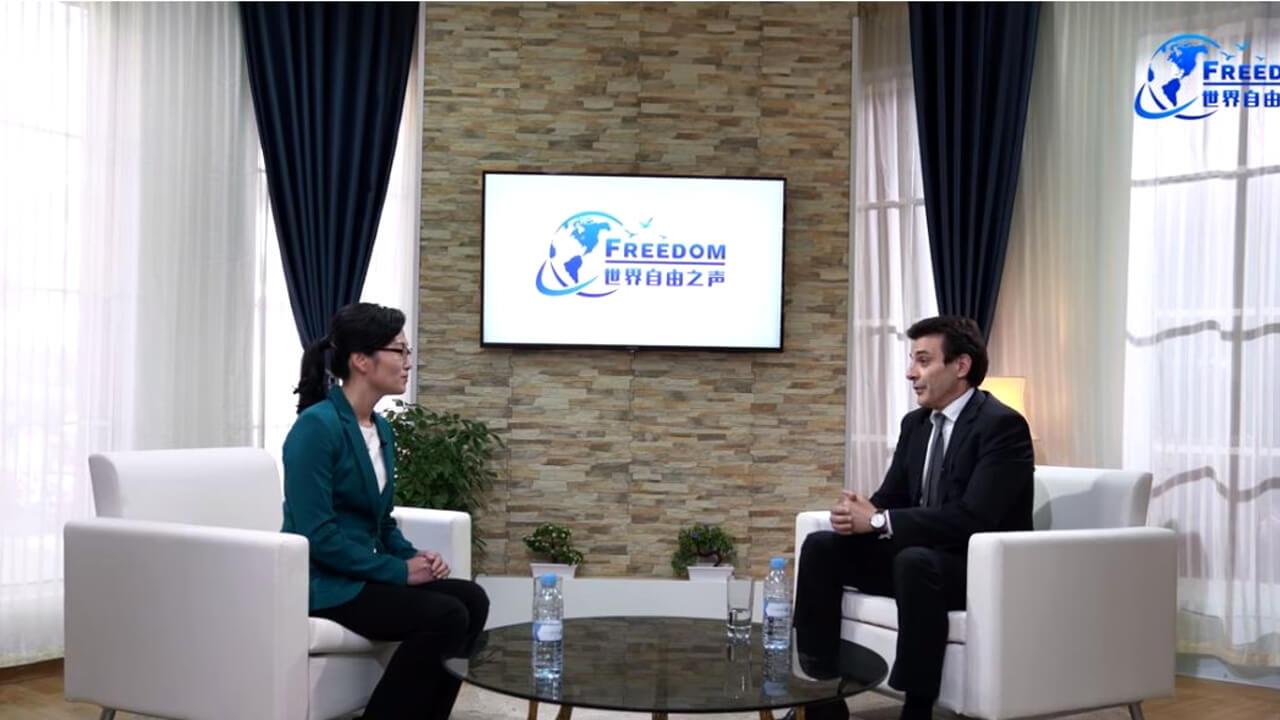 专访人权律师:看透中共真实面目,用心聆听受迫害基督徒的经历