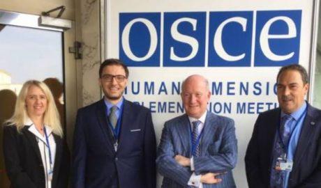 华沙欧安会议:保护维吾尔人和全能神教会难民的呼声迭起
