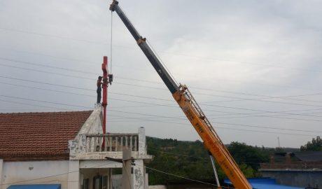 河南教难:十字架遭强拆、教会被取缔
