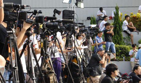 新闻自由指数:中国倒数第四