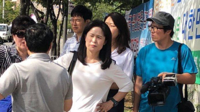 他们要来了!中共再次胁迫诱骗全能神教会难民亲属赴韩上演假示威