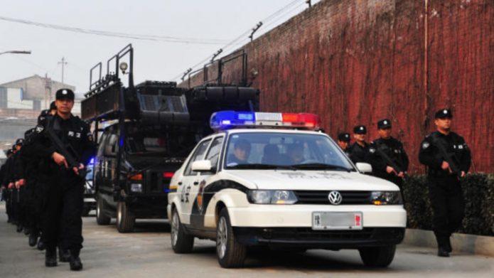 寒冬独家报道:2000多名新疆维吾尔人被秘密转押至河南省