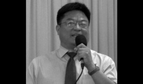 宋永生是河南首位自杀的宗教官员。(志愿者/RFA)