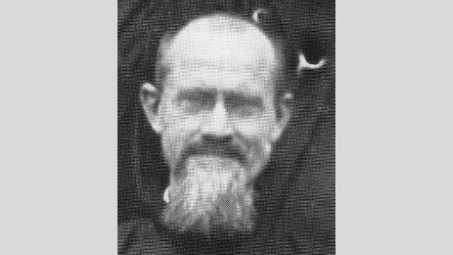 殉道的传教士:弗里德里希·休特曼神父