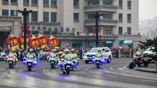 西安警方展开为期三个月的维稳整治行动迎接建国70周年大庆(网络图片)