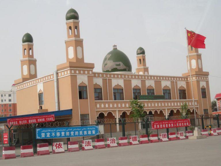 拒拆清真寺 新疆县长会有什么后果?