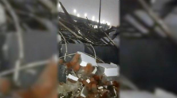南京千人教会遭强拆 信徒受伤