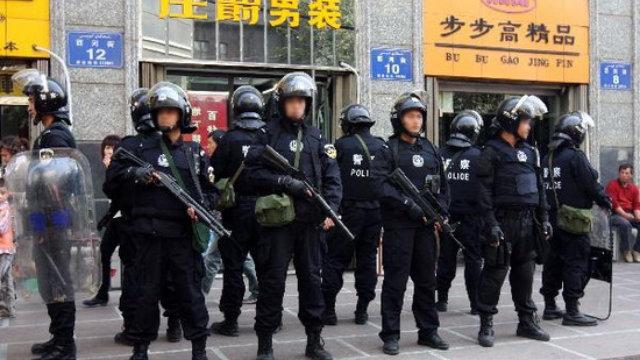 凶险新疆:播信主歌信徒跨省遭捕 网搜教会信息被关教育营