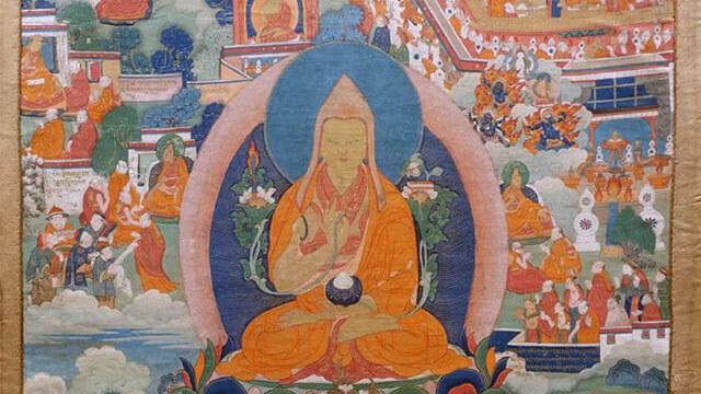 西藏宗喀巴大师纪念活动 中共搅局