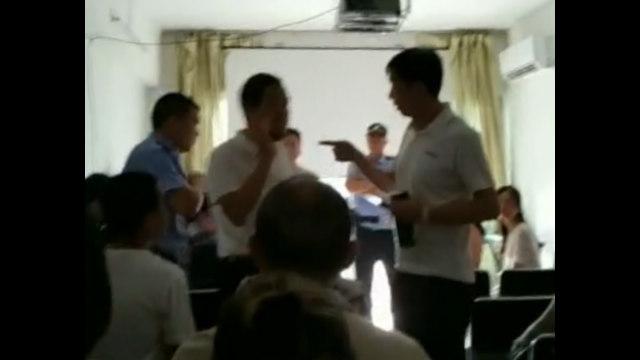 广州一家庭教会遭警方断电偷袭引冲突 50名信徒遭驱逐