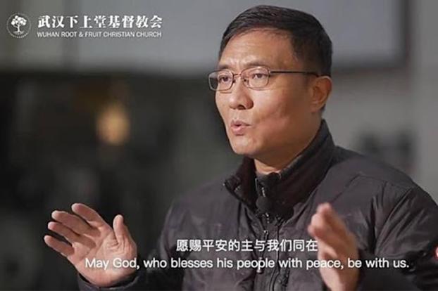 中国基督教会在夹缝中参与抗疫