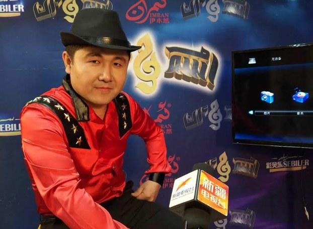 新疆民歌手哈里斯别克.巴班,去年12月3日被捕