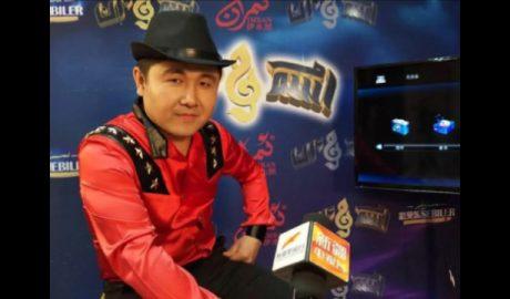 新疆民歌手哈里斯别克.巴班