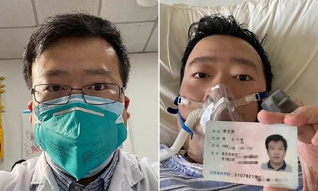 """李文亮调查报告无真相 """"公民力量""""发布十大责任人名单"""