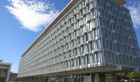 日内瓦世界卫生组织总部大楼