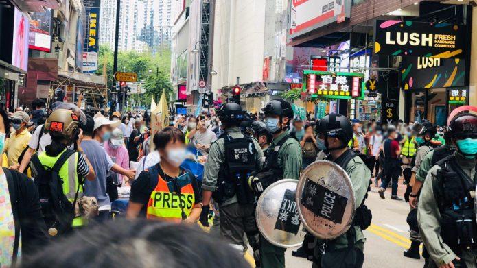 香港:到底发生了什么事