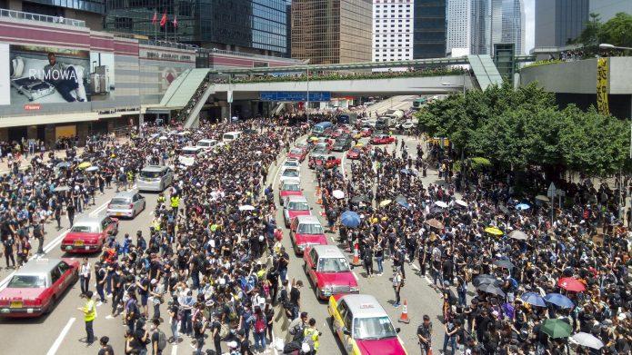 香港新闻自由持续倒退 评分创历史新低