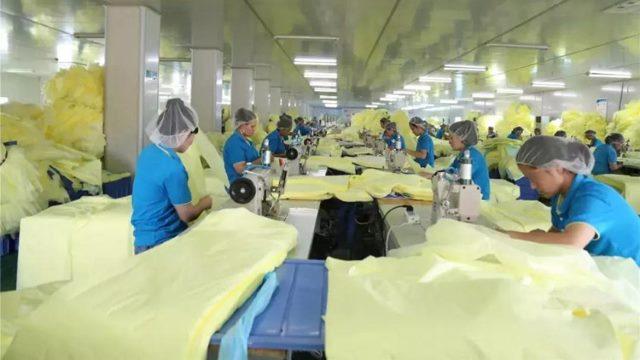 中共加快步伐将维吾尔人送往内地强迫劳动