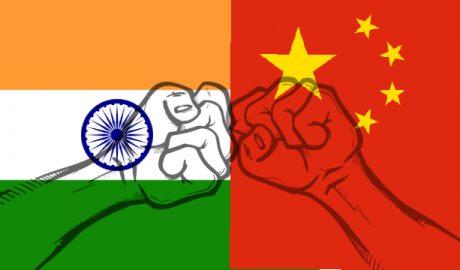 中印边境冲突