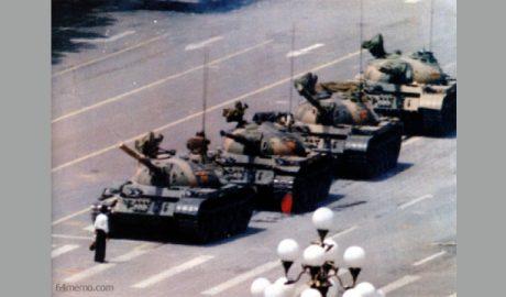 六四事件 坦克人