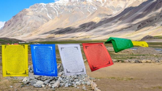 西藏:中共发动拆除经幡运动