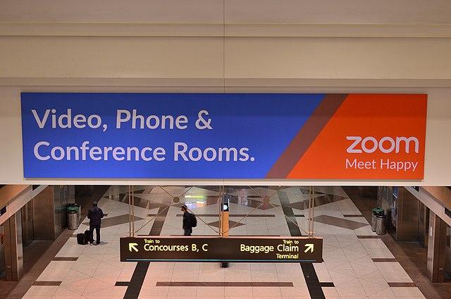 美国视讯公司Zoom承认关闭用户账号干扰六四纪念活动
