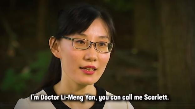 中国外逃病毒专家闫丽梦接受美媒专访:中国政府掩盖疫情