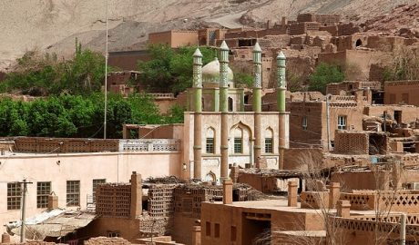 新疆民居及清真寺