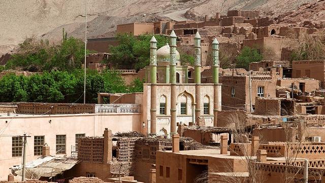 维吾尔传统民居遭中共破坏:文化灭绝的又一工具