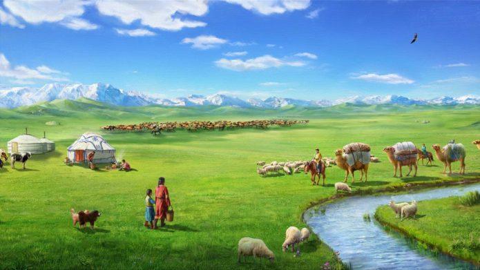 中共以生态之名剥削南蒙古牧民