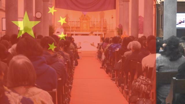 梵中协议将到期中共加倍逼入爱国会    神父:牢底坐穿也不入