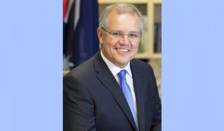 澳大利亚总理斯科特·莫里森