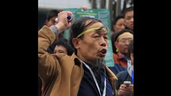 湖南人权捍卫者海外发文批评时政 被判刑3年6个月