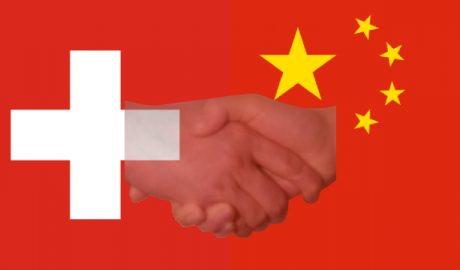Switzerland and China