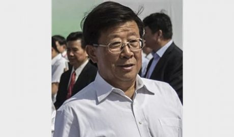 中国公安部部长赵克志