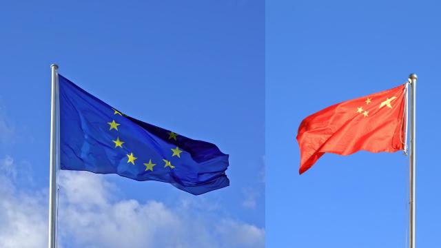中国欺凌捷克引众怒 欧盟团结正视中国威胁