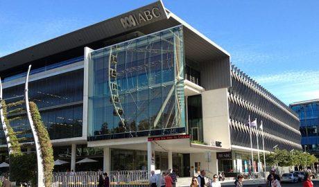 2013年7月,位于昆士兰州布里斯班南岸的612 ABC Brisbane广播工作室