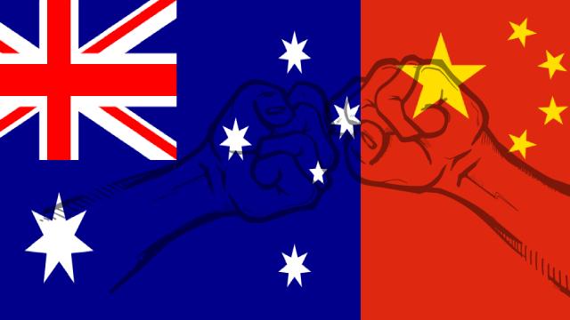 """""""惊心动魄"""" 澳大利亚紧急撤离两名驻华记者"""
