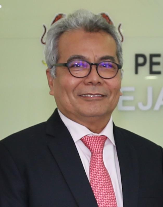 马来西亚总理府部长尤索夫(Mohd Redzuan Md Yusof)