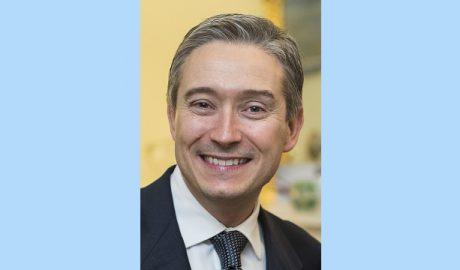 加拿大外交部长商鹏飞(François-PhilippeChampagne)