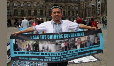 海外的维吾尔人在问:「我的亲人在哪里?」