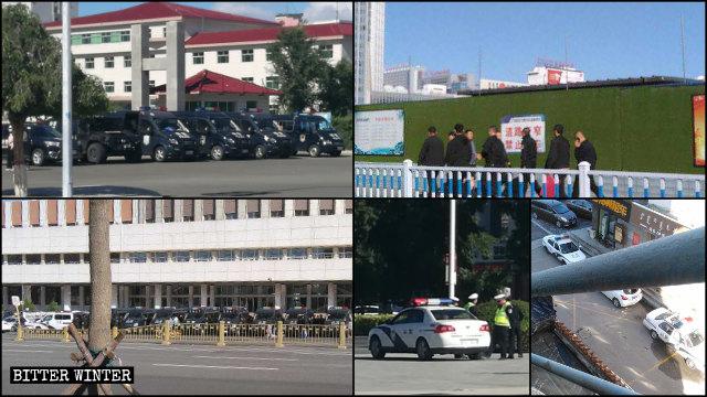 内蒙古抗议遭镇压    政府以惩罚措施迫家长、教师送孩子复课