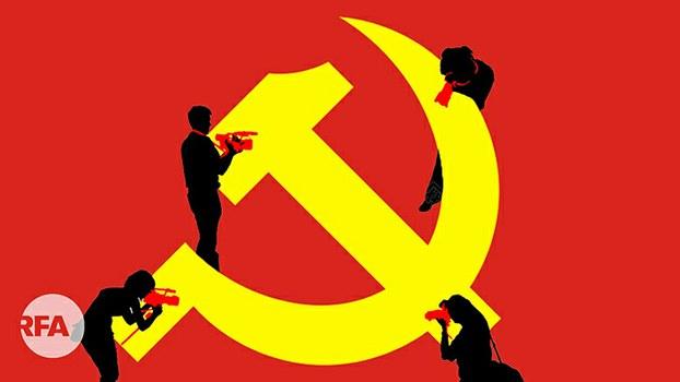 新闻要姓党 中国今年超20万记者通过考试
