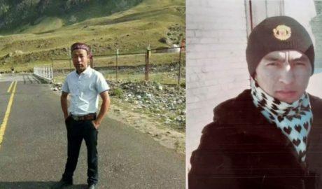 左图:新疆穆斯林伊玛目腊吾尔孜拜被判刑23年。右图:霍安拜克被判刑14年。