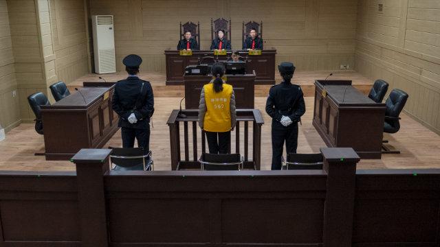中共秘密集体判刑基督徒    惧西方国家谴责其无人权拒发判决书