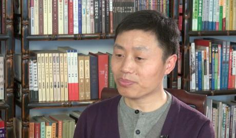 前《纽约时报》摄影师、独立制片人杜斌