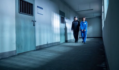 基督徒被押送到监狱服刑