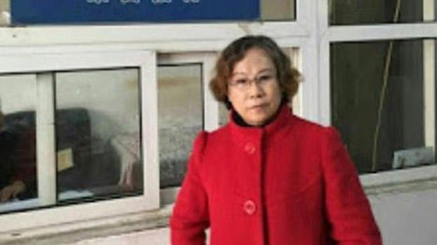 曾多次代理人权案件的中国律师李昱函被授予德法人权法治奖。