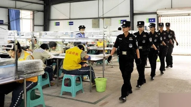 多名女性基督徒亲揭中国监狱血汗工厂